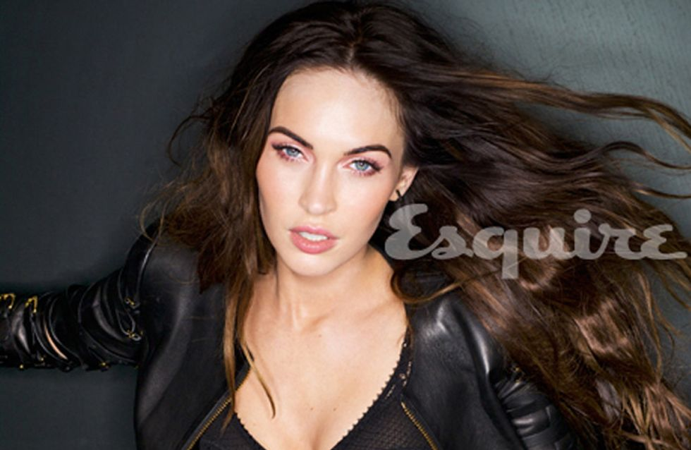 Megan Fox : Sexy pour Esquire (Photos)