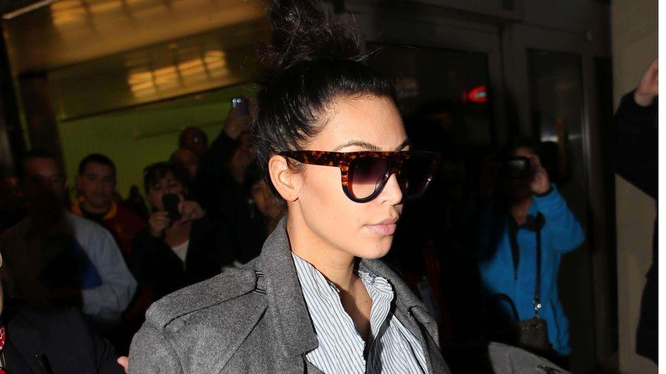 Kim Kardashian : Ses confidences sur le prénom de son bébé