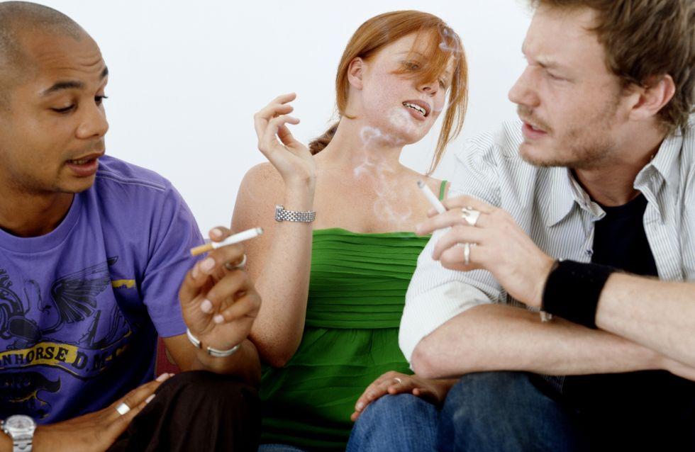 Tabac : 1ère victoire pour les victimes du tabagisme passif