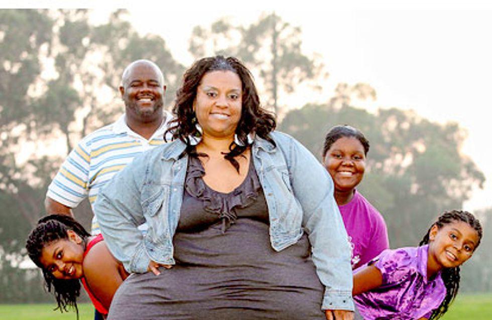 Insolite : Elle a les hanches les plus grosses du monde
