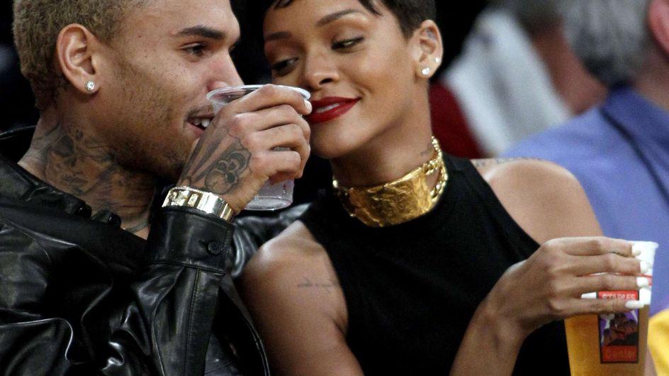 Rihanna : Elle s'affiche avec Chris Brown pour Stay (Photos)
