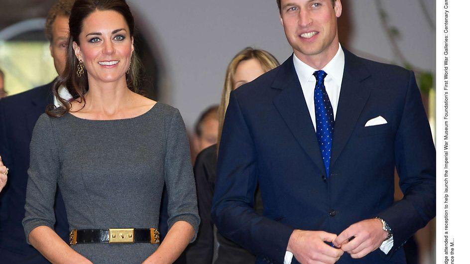 Kate Middleton enceinte : Le secret de sa grossesse dévoilé...