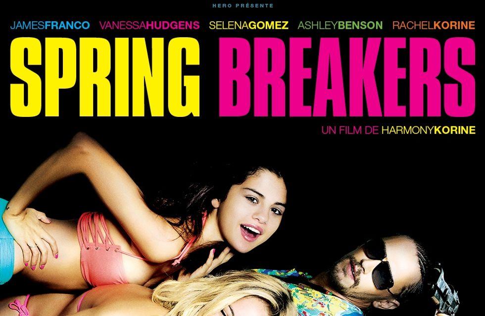 Spring Breakers : Selena Gomez comme vous ne l'avez jamais vue ! (Vidéo)
