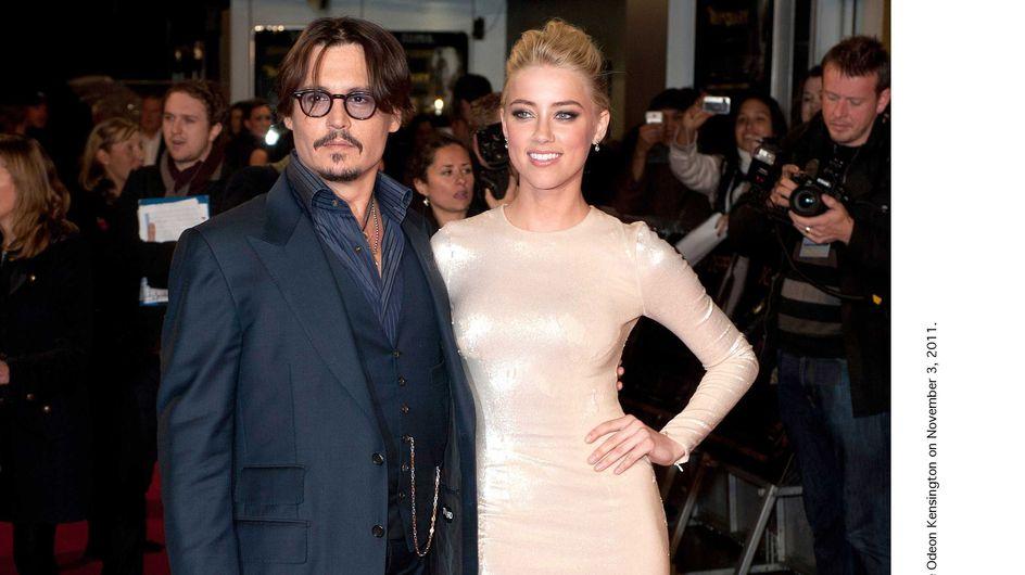 Amber Heard : Elle craque pour le ombré hair