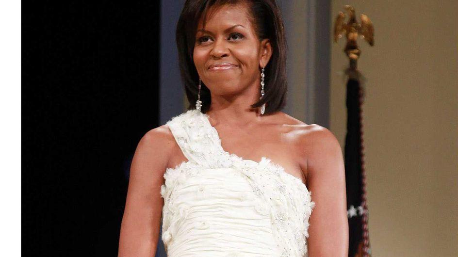 Michelle Obama : Une nouvelle coupe de cheveux et un compte Twitter pour son anniversaire (Photos)