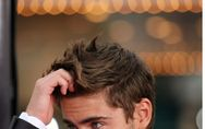 Zac Efron : Pris en flag' dans un sex-shop (Photos)