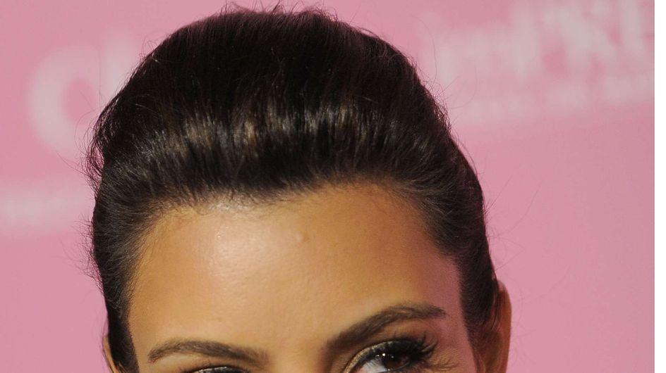Kim Kardashian : Défigurée ! (Photos)