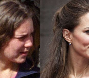 Kate Middleton : Son incroyable transformation (Photos)