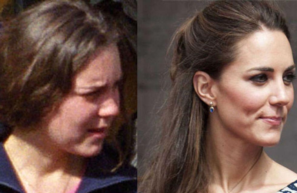 Kate Middleton : Son incroyable transformation (Photos)