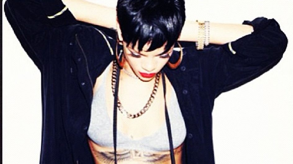 Rihanna : Styliste à la Fashion Week de Londres