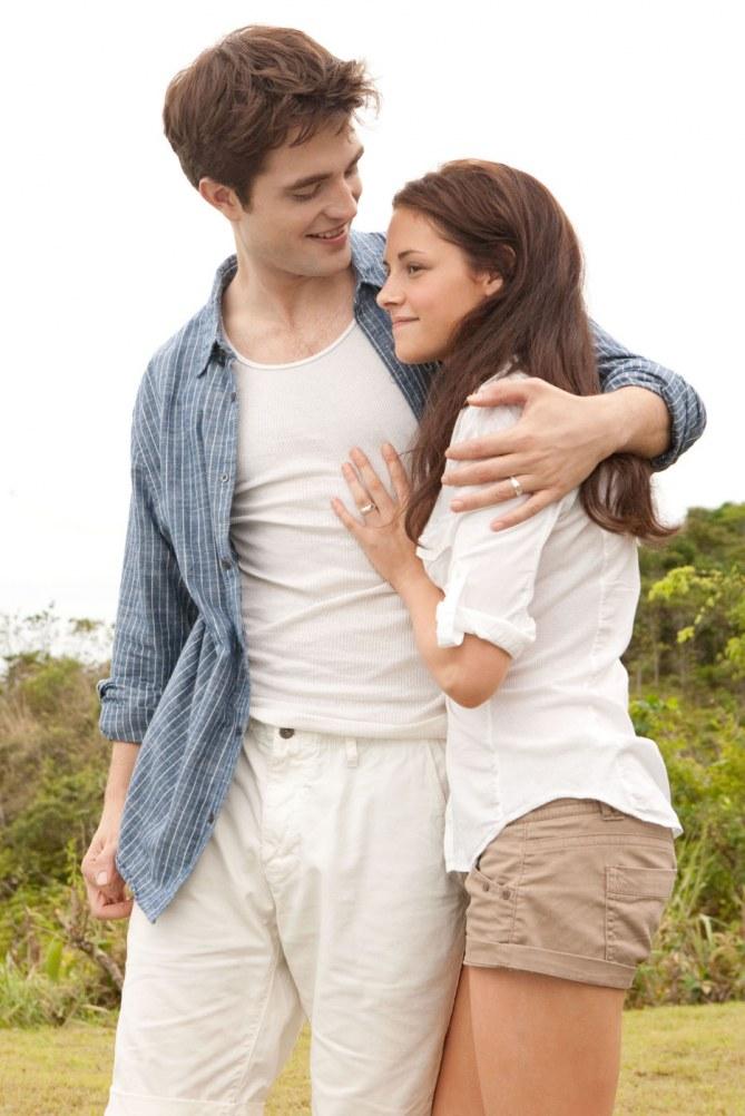 Robert Pattinson Kristen Stewart Twilight