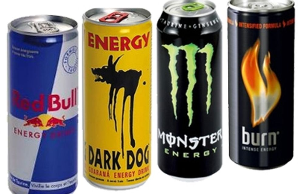 L'abus de boissons énergisantes est très dangereux pour la santé