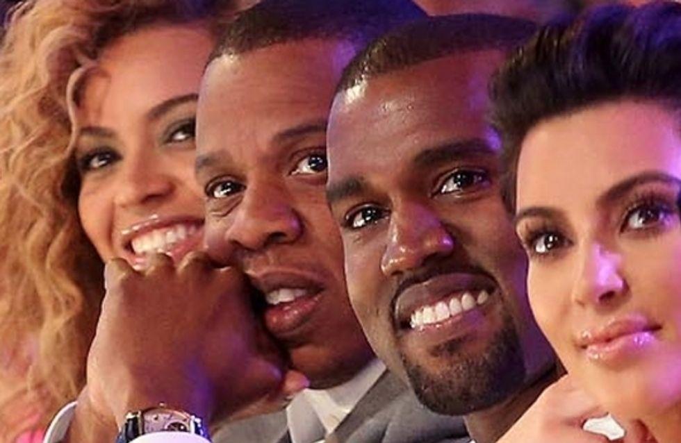 """Kim Kardashian : """"Tout va bien avec Beyoncé"""""""