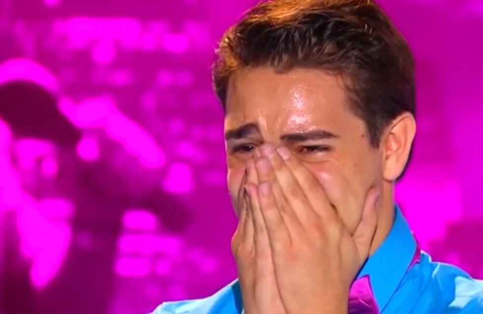 American Idol : Un jeune bègue séduit le jury avec une sublime prestation (Vidéo)