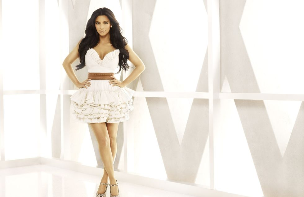 "Kim Kardashian : ""Une vraie source de problèmes"" pour sa soeur"