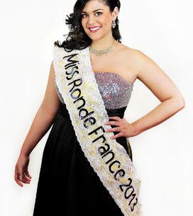 Miss Ronde France 2013 : Julia Castelli, Miss Lorraine, couronnée