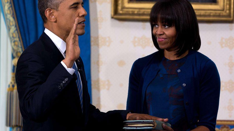 Michelle Obama : Une nouvelle coiffure pour un nouveau mandat