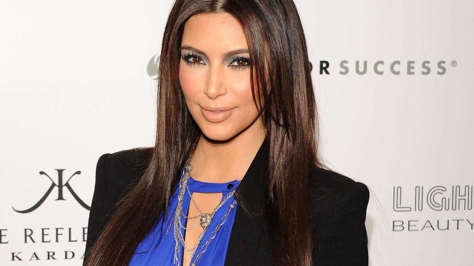 """Kim Kardashian : """"La vie de mère est misérable"""""""