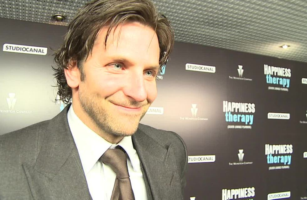 Bradley Cooper : Ecoutez-le parler français… (Vidéo exclu)