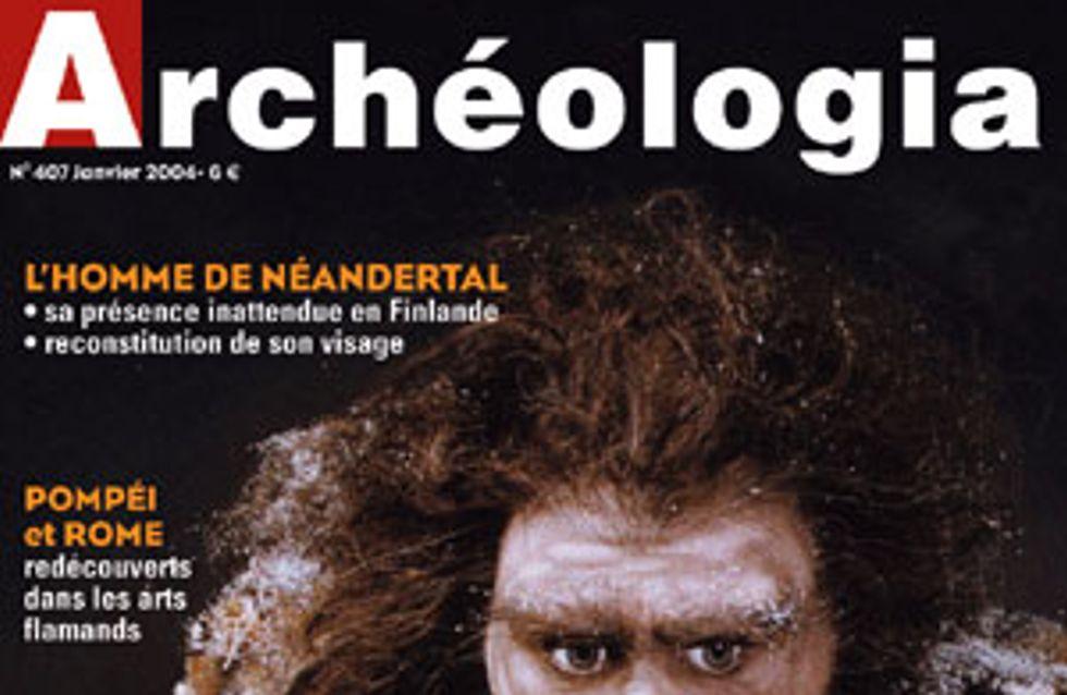 Un scientifique recherche une mère porteuse pour un bébé Néandertal...