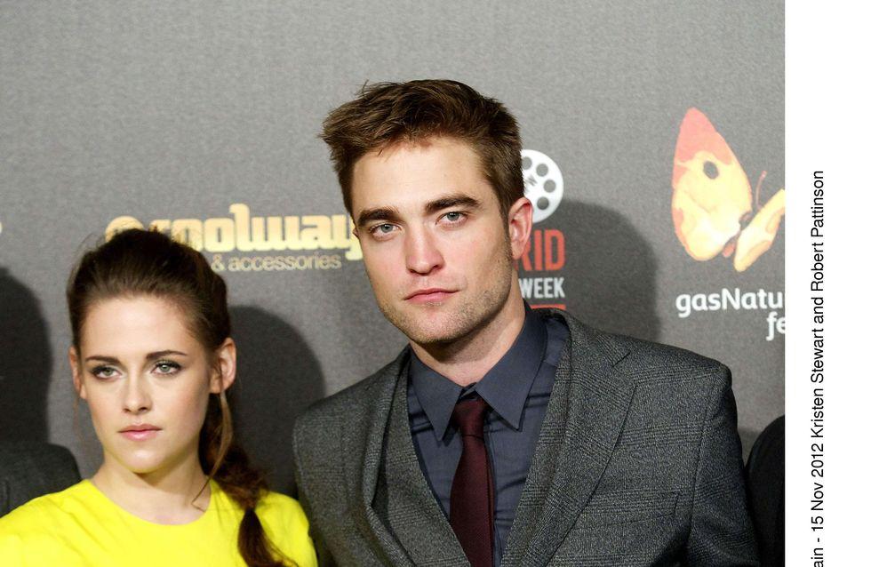 Robert Pattinson : Un break avec Kristen Stewart ?
