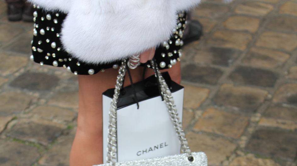Fashion week : Notre street style au défilé Chanel (Photos)