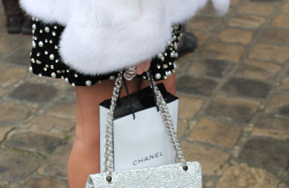 Fashion week : Notre street style au défilé Chanel (Photos)