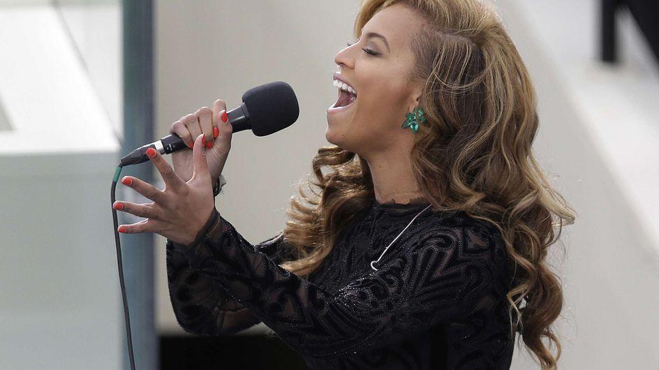 Beyoncé : Accusée de playback pour l'investiture de Barack Obama (Vidéo)