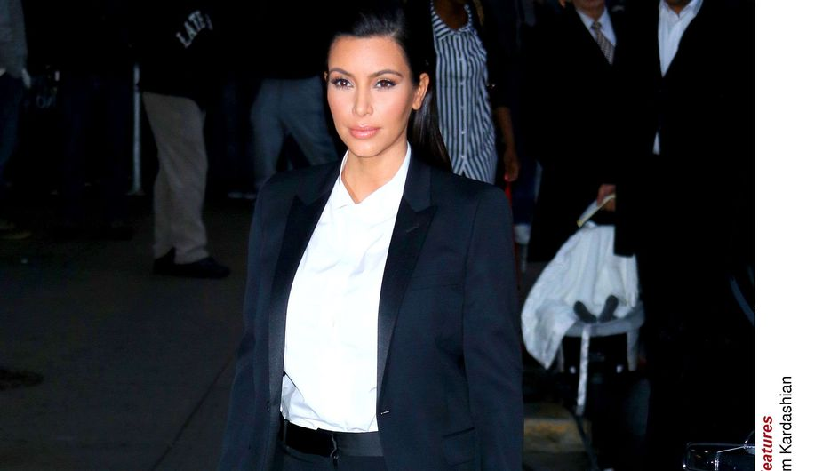 Kim Kardashian enceinte : La première photo du bébé sera sur Twitter