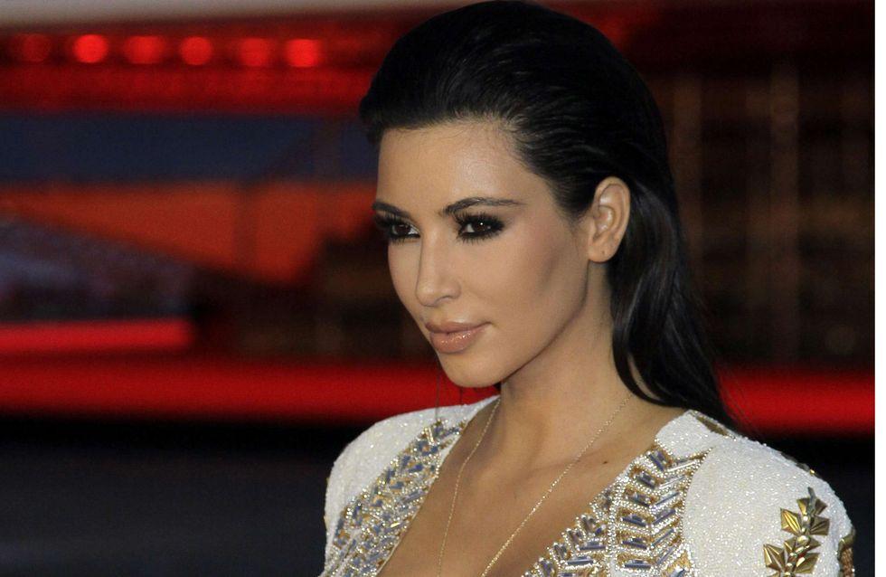 Kim Kardashian : Ses astuces pour garder la ligne pendant sa grossesse