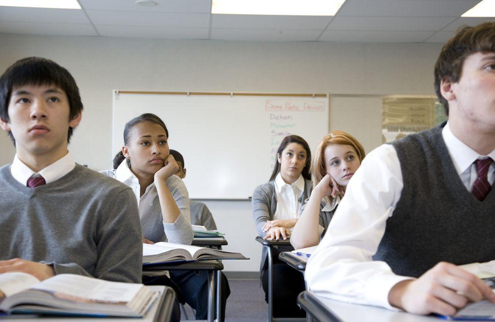 Ecole : Leur prof de religion était une perverse sexuelle...