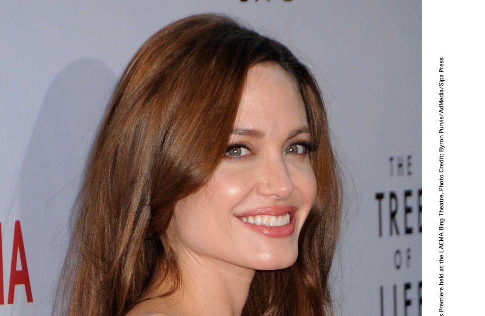 Angelina Jolie enceinte ?