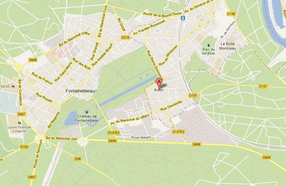 Le corps d'Innaya retrouvé à Fontainebleau sur indication des parents