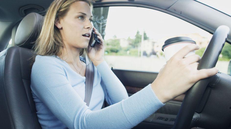 Téléphoner au volant accroît les risques de cancer du cerveau