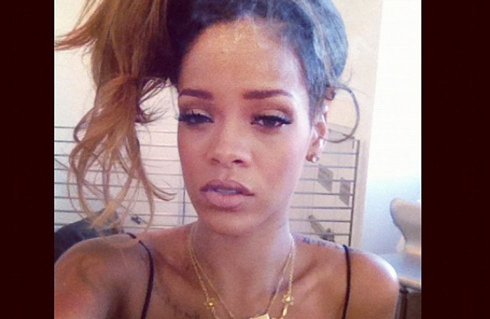Rihanna : Totalement accro au cannabis (Photos)