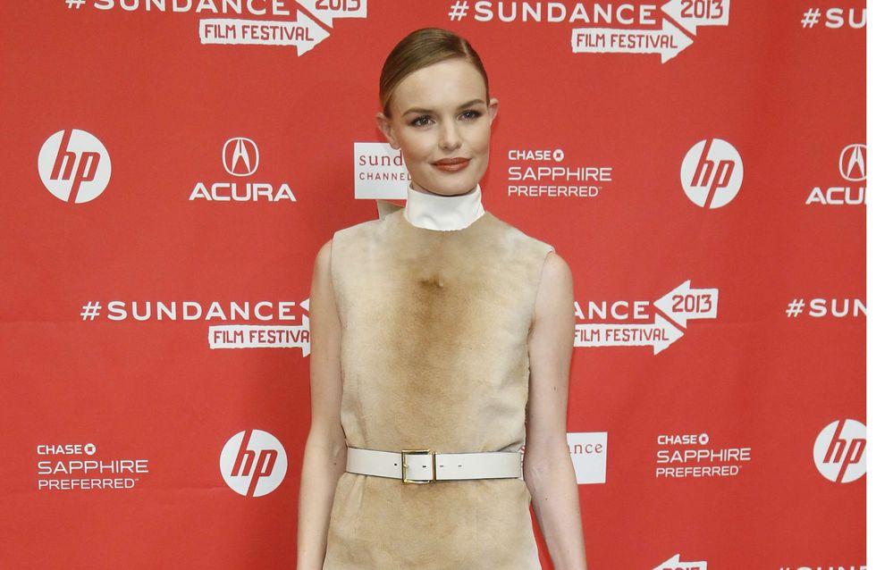 Kate Bosworth : Son look mode et surprenant au Sundance Film Festival (Photos)