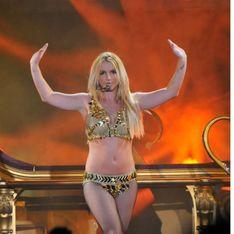 Britney Spears : Elle se moque de Russell Crowe (Photos)