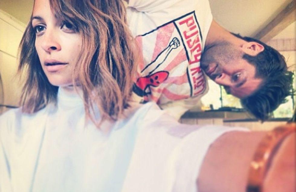 Nicole Richie : Elle passe au carré et poste son nouveau look sur Twitter (Photos)