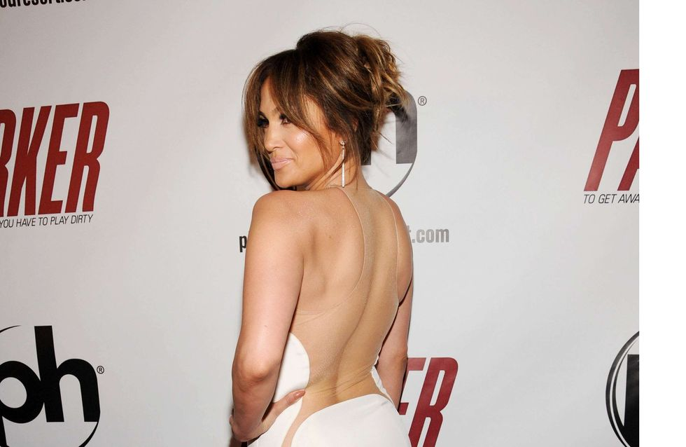 Jennifer Lopez : Le pire look de la semaine ! (Photos)
