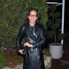 Sidaction : Audrey Pulvar en cuir, en noir et en Darel (Photos)