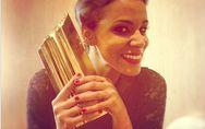 NRJ Music Awards : Shy'm, Artiste féminine francophone de l'année ! (Photos)