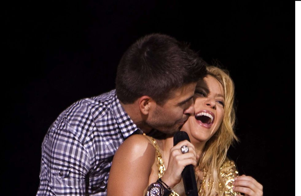 Shakira : Première sortie depuis bébé ! (Photos)