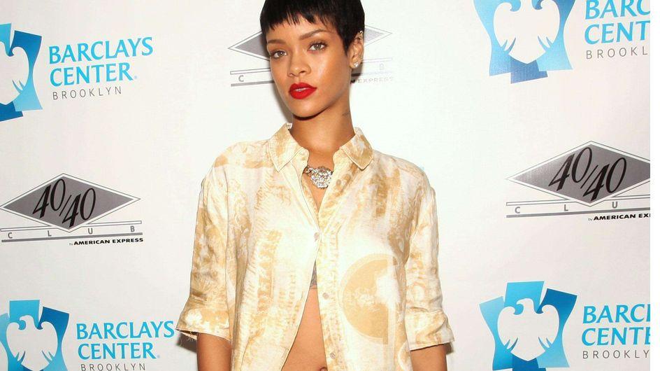 Rihanna : Egérie Chanel 2013 ? (Photos)