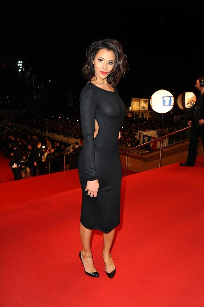 Shy'm, robe shy'm, shy'm nrj music awards