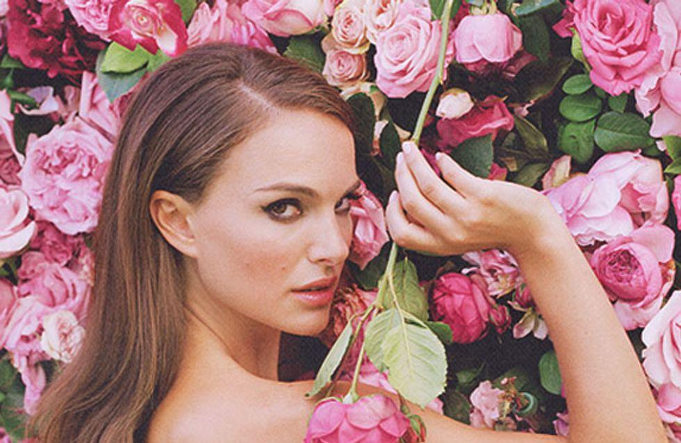 Natalie Portman : Une nouvelle campagne romantique pour Dior (Photos)