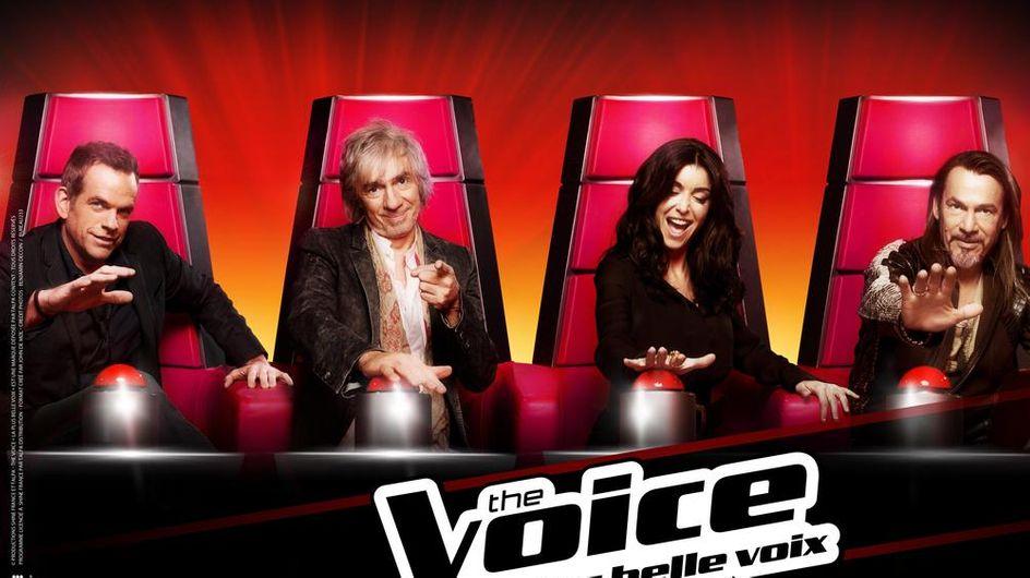 The Voice 2 : Les coachs reprennent 'Envole-moi' (Vidéo)