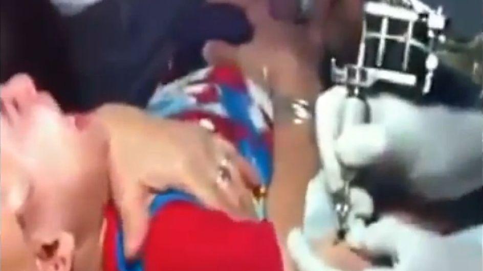 Tatouage : Une mère force son enfant de trois ans à se faire tatouer (Vidéo)