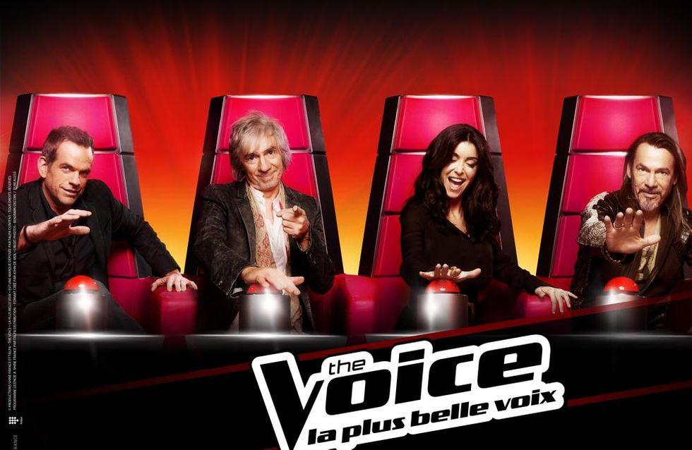 """The Voice 2 : """"Jenifer est une vraie tigresse"""""""