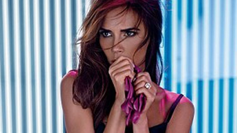 Victoria Beckham : Méconnaissable pour Elle Uk (Photos)