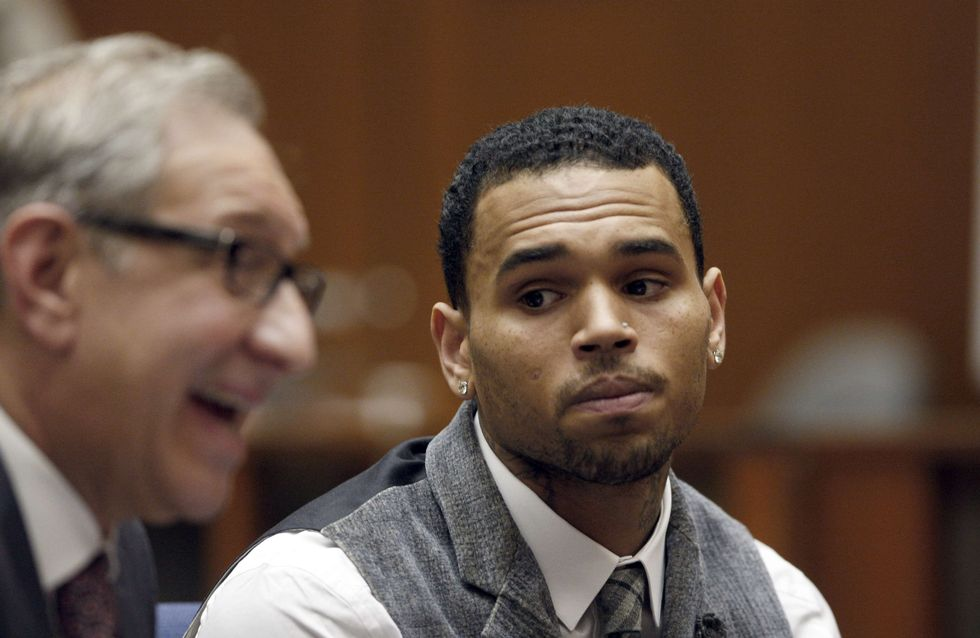 Chris Brown : Il risque la prison ferme